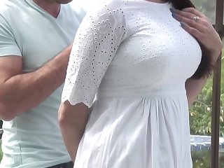 Mature hot mom suck and fuck young cock